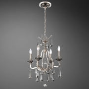 Roxy- 4 Light Chandelier