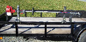 1-Place Trimmer Rack- Open <br> PK-6S <br> ***Free Shipping***