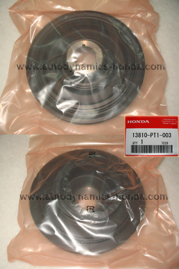 Honda PT1 Crankshaft Pulley