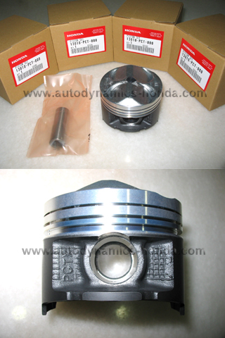 JDM Honda PCT Type R Piston Sets Standard Size