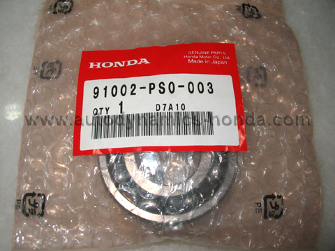 Honda PS0 Mainshaft Ball Bearing