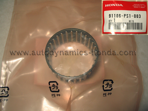Honda PS1 Countershaft Distance Collar Needle Bearing