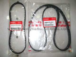 Honda P13 Timing & PT0 Balancer Belts