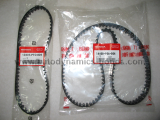 Honda P0A PAA Timing & PT0 Balancer Belts