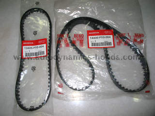 Honda PT0 Timing & PT0 Balancer Belts