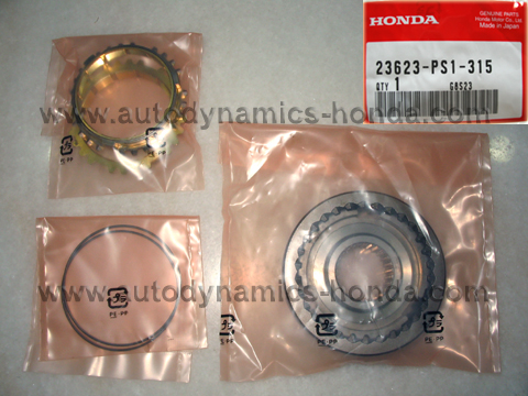 Honda PS1 Sleeve Set Synchronizer (3rd - 4th)