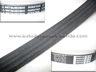 Honda 4PK Drive Accessory Belts 720mm-995mm