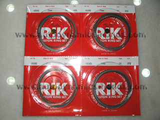 Honda P04 P10 PM3 PM4 PM5 PM6 P28 OEM Piston Rings Set
