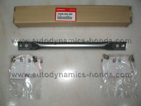 JDM Honda Civic EK9 Type R Performance Rod Stiffener