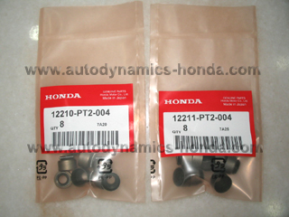 Honda PT2 PM7 PH7 Intake Exhaust Valve Stem Seals