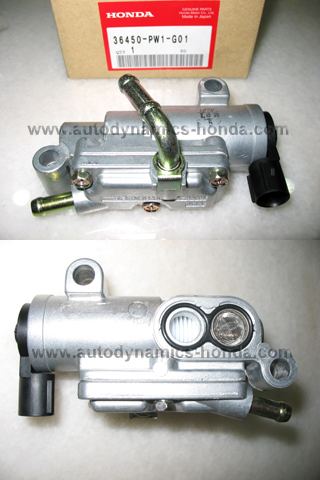 Honda PW1 Electronic Idle Air Control Valve