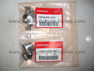 Honda PZ1 Intake Exhaust Valve Stem Seals