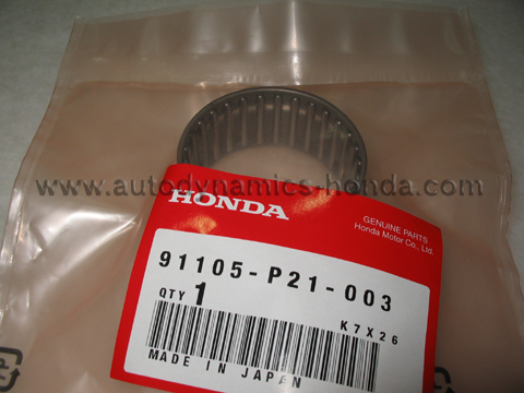 Honda P21 Countershaft Distance Collar Needle Bearing