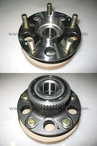 Honda S03 Rear Wheel Bearing Hub Assembly ABS Disc