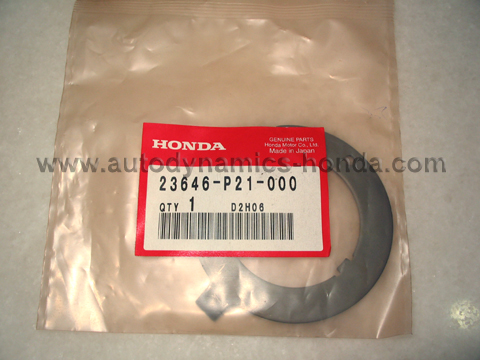 Honda P21 Ring Brake Stopper