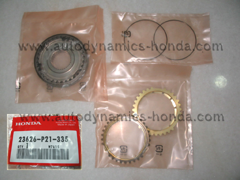 Honda P21 Sleeve Set Synchronizer (5th - R)