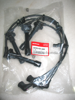 Honda P2T P30 High Tension Spark Plug Cable Set
