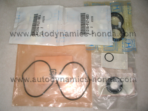 Honda SH3  Power Steering Pump Repair Kit