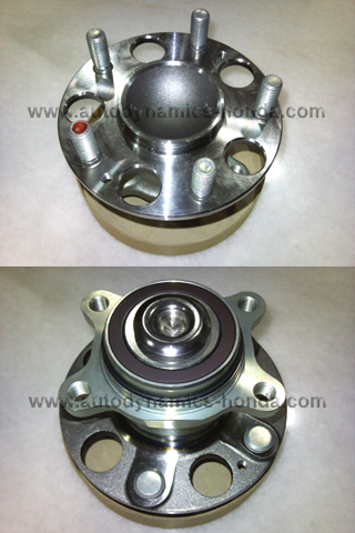 Honda SNA Rear Wheel Bearing Hub Assembly ABS Disc
