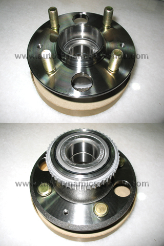 Honda SR3 Rear Wheel Bearing Hub Assembly ABS Disc