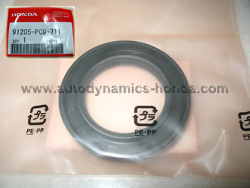 Honda PC9 Transmission Housing Driveshaft Oil Seal