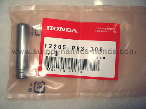 Honda PR3 Exhaust Valve Guide