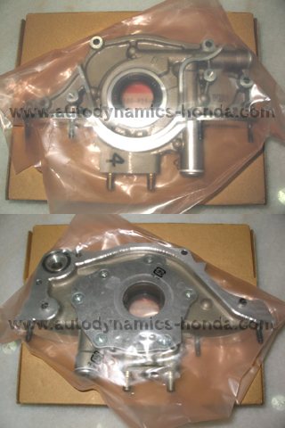 Honda PM7 P29 Oil Pump