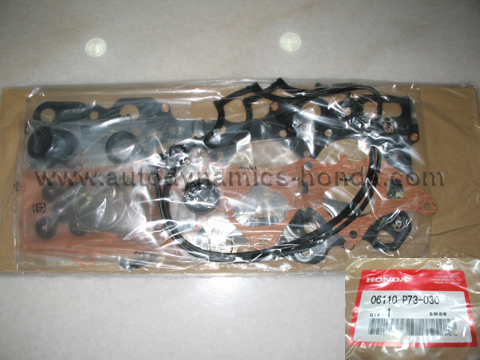 Honda P73 Cylinder Head Gasket Overhaul Set