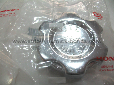 JDM Honda P73 Chrome Oil Cap