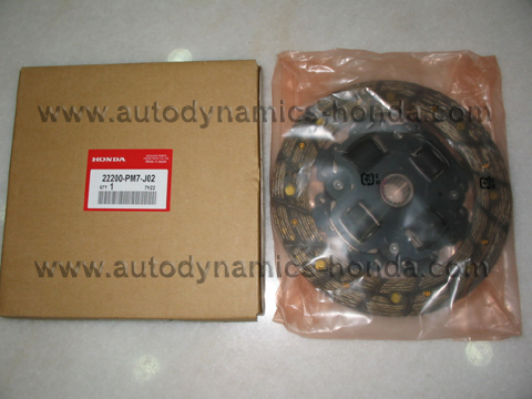 Honda PM7 PM5 Clutch Pressure Disc