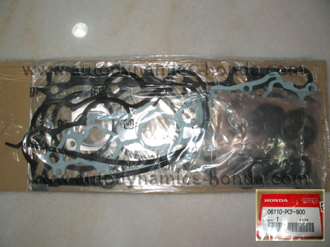 Honda PCF Cylinder Head Gasket Overhaul Set