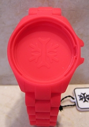 IKE Dynamic Collection Watch Strap Red