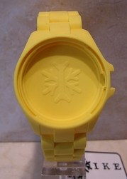 IKE Dynamic Collection Watch Strap Yellow