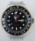 VaBene Collection Marinaio Black Clear Watch