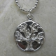 Good Charma Sterling Silver Tree of Life Necklace