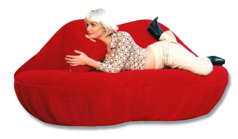 Charmant LIP Sofa