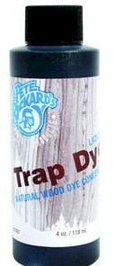 Logwood Trap Dye - Liquid 4 oz.