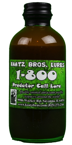1-800 Predator Call Lure 4 oz
