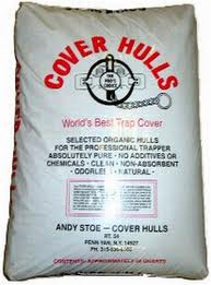 Buckwheat Cover Hulls - 23 lbs. Bag
