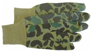 Camo Jersey Gloves