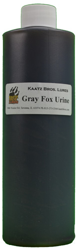 Grey Fox Urine 16 oz
