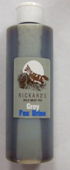 Grey Fox Urine 8 oz.