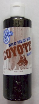 Coyote Urine 8 oz.