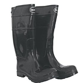 16' Rubber Boot Size 10