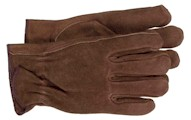 Split Leather Drivers Gloves