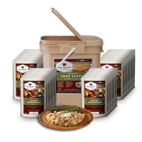 Wise 120 Serving Entree Grab And Go Bucket