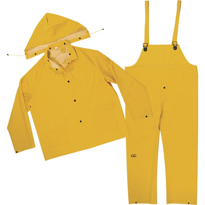 Rain Suit - 3 Piece 35mm - X-Large