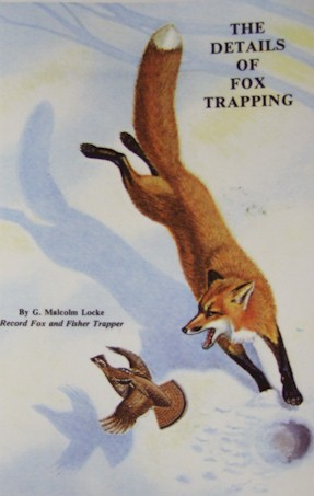 Details of Fox Trapping Book