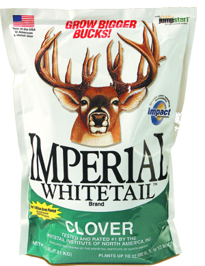 Whitetail Institute Imperial Whitetail Clover - 18 #