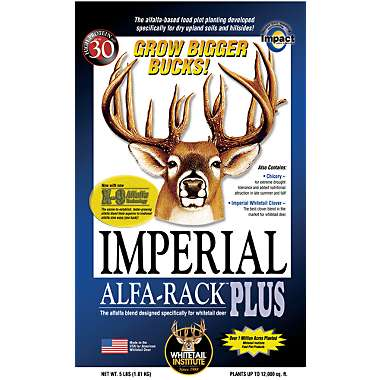 Whitetail Institute Imperial Alfa-Rack Plus - 16.5#